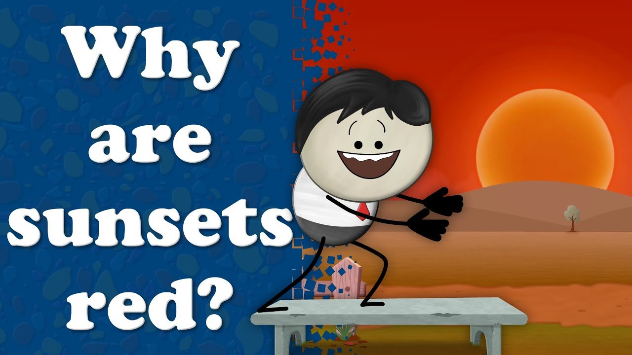 Why are sunsets red? | Learn Earth Sciences