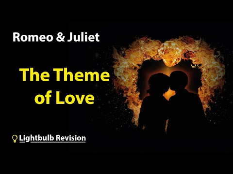 GCSE - Romeo & Juliet - Love - Grade Booster