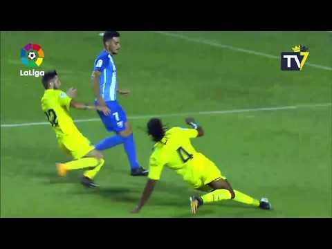Trofeo Carranza: Málaga 1 - Villarreal 0 (11-08-17)