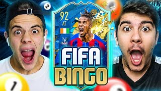 🎱 FIFA BINGO con TEAM OF THE SEASON SO FAR!!! | Enry Lazza vs ShaleBoom Zaii