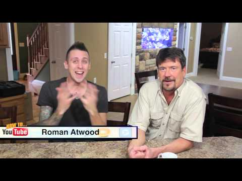 Pro Tips with Roman Atwood - HOW TO YOUTUBE