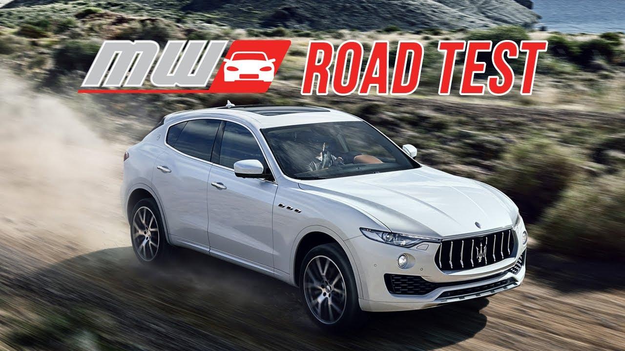 Road Test: 2017 Maserati Levante - New Territory