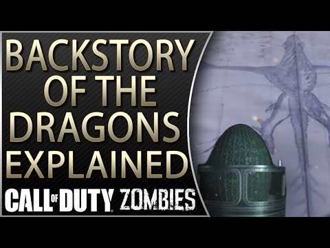 Backstory of the Dragons Explained | The History of Dragons in the Zombies Storyline... so far