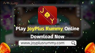 Play Best Indian Rummy in JoyPlus Rummy screenshot 2