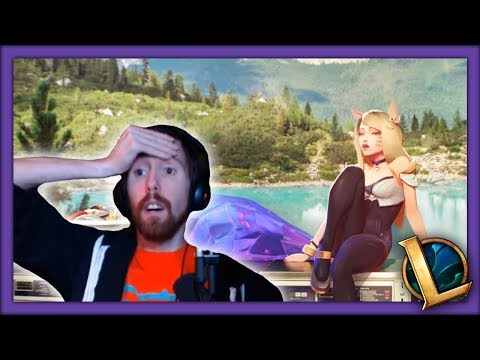 OFFICIAL League of Legends Music video | Asmongold Reacts