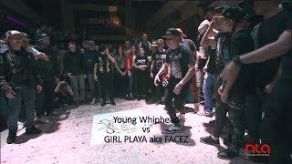nla 2017: FINAL PRO / GIRL PLAYA vs Young Whiphead