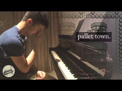 """Pallet Town"" for Pokémon Masters :) 