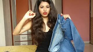 Huge Shein and Romwe Haul-Try on haul India 2018 | Shalakha Ghoshal