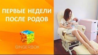 Первые недели после родов // GINGERBOX
