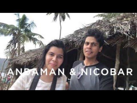Journey to Andaman & Nicobar | MY FIRST VLOG |