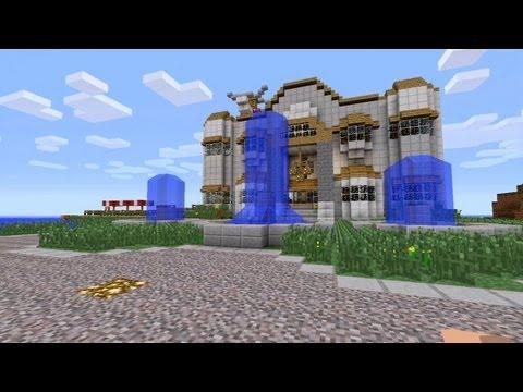 Minecraft - Massive Mansions - SPANKLECHANK's World Tour - Part 1