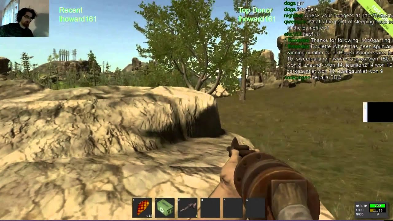 Rust: The Desync Problem and Lag in Rust - Rust - Facepunch