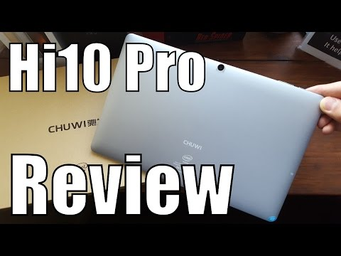 Chuwi Hi10 Pro Review/Hands on/Gaming/Benchmark/Remix OS ...