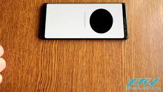 Распознание лица на Samsung Galaxy Note 8 (XDRV.RU)