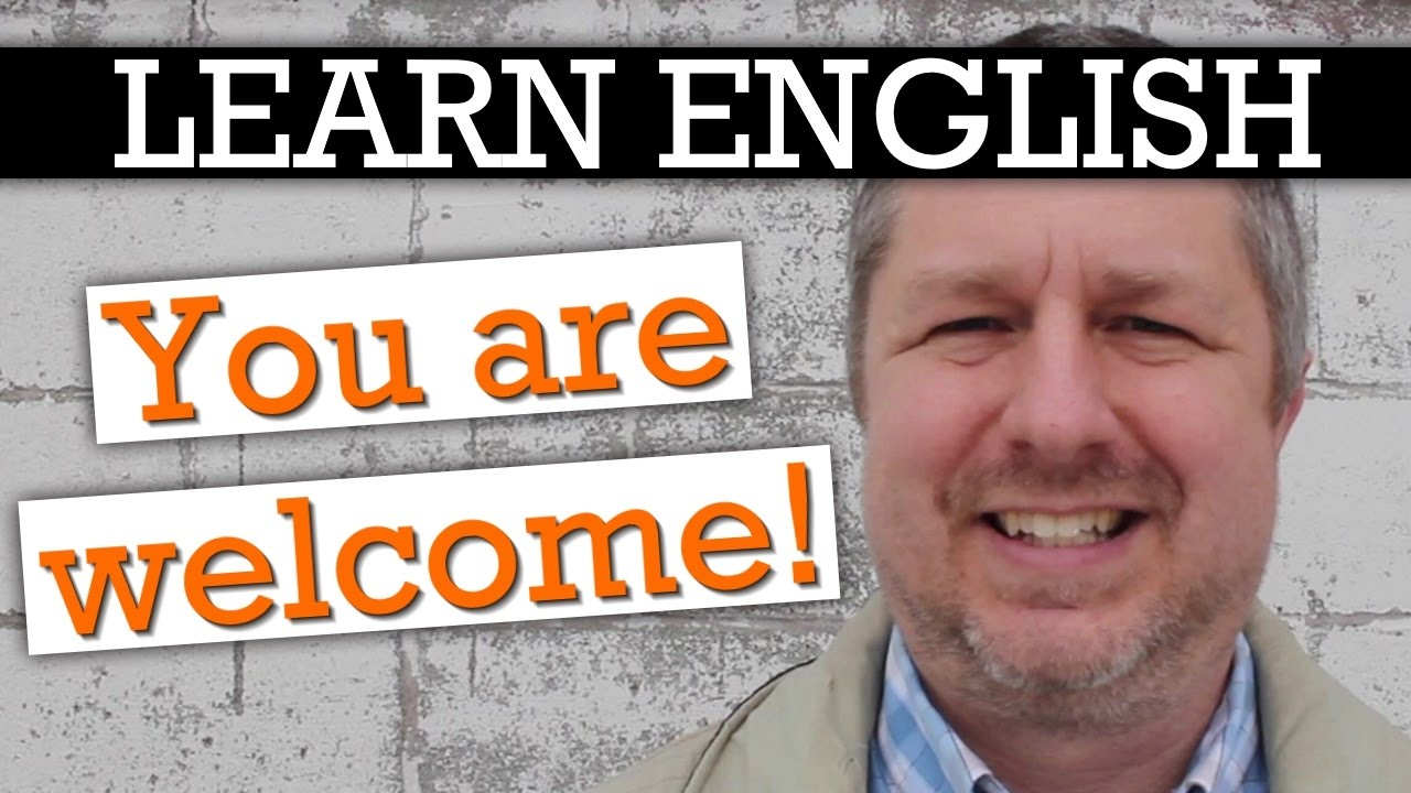 how to say you are welcome in swedish