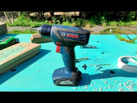 Taladro atornillador Bosch GSR1000 un pequeño gran taladro
