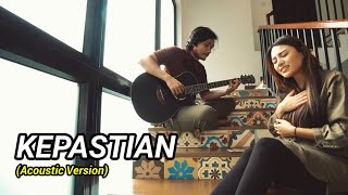 Gambar cover AURELIE HERMANSYAH - KEPASTIAN (Acoustic Version)