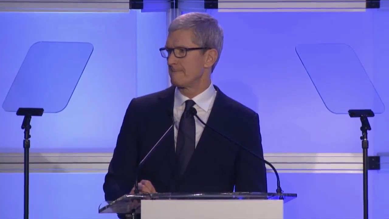 CEO Tim Cook wants to censor Apple customers