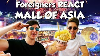 Filipino Malls are INSANE (Mall of Asia!) - Philippines Travel Vlog