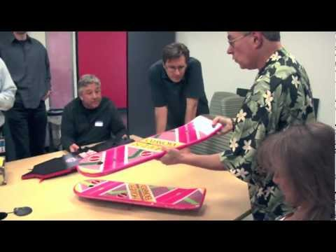 Beyond the Marquee: The WebSeries Episode 12: BOB GALE Mattel Hoverboards pt.2 *EXCLUSIVE*
