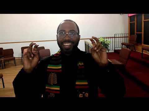 The Afro interviews Pastor Rev. Dr. Heber M. Brown III on Black farm network #SecuringtheBag