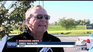 Plane crashes near Dick's Sporting Goods