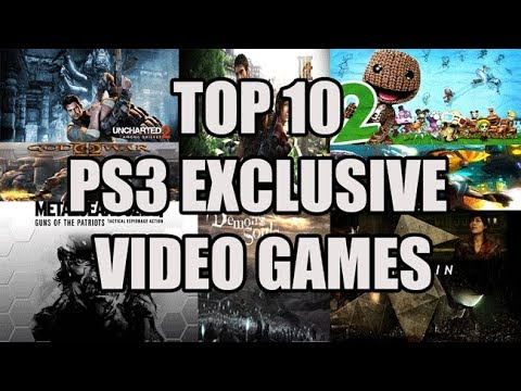 Best Ps3 Games 2020.Top 10 Ps3 Games 2019
