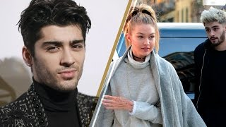 Zayn Malik Discusses Relationship with Gigi Hadid, Eating Disorder w/ One Direction