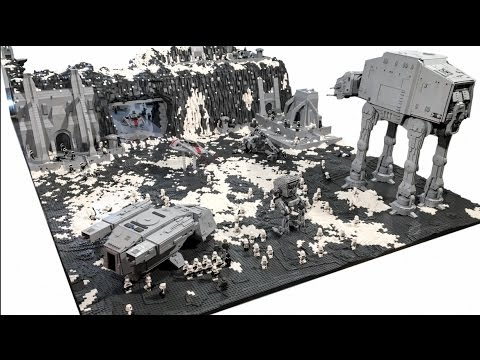 lego star wars rhen var moc youtube. Black Bedroom Furniture Sets. Home Design Ideas