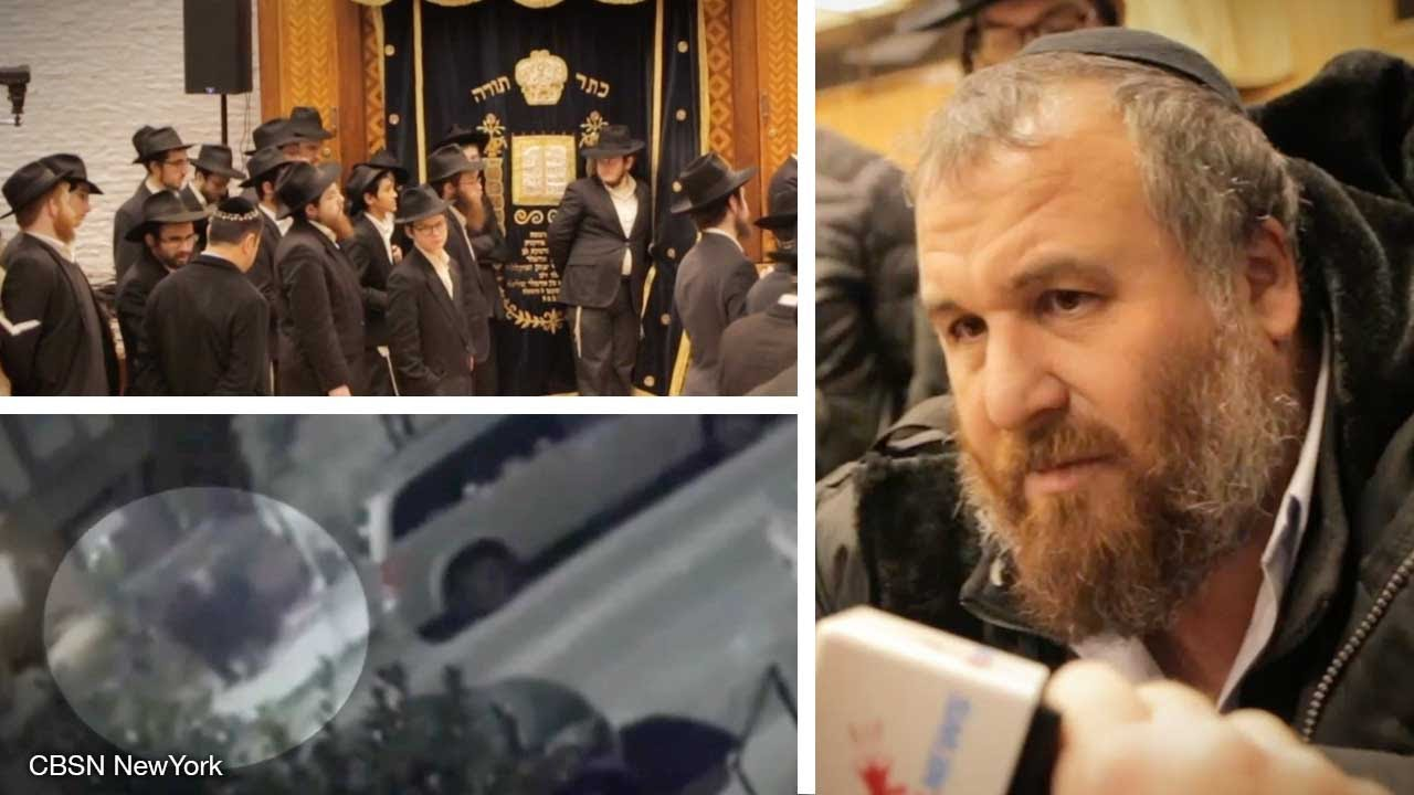 Antisemitic attacks prompt Jews in NY, NJ to arm themselves | David Menzies
