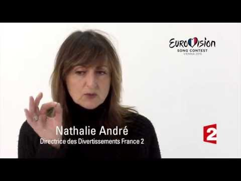 Eurovision 2015 : Nathalie André (France 2) - Interview