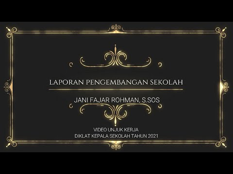 Video Unjuk Kerja Pelaksanaan RPS  Diklat Penguatan KS 2021 Kota Jambi