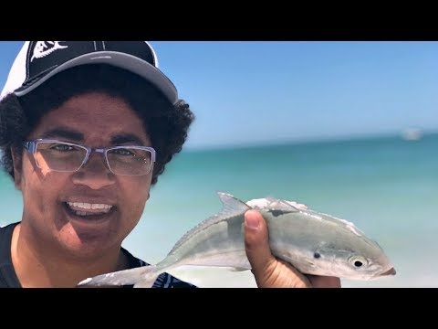 Anna Maria Island Surf Fishing