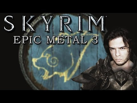 SKYRIM  :  The Age of Oppression - Epic Metal