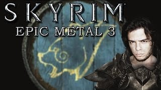 SKYRIM  :  The Age of Oppression - Epic Metal thumbnail