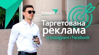 Таргетована реклама в Instagram і Facebook