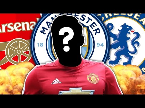 Manchester United Star To QUIT For Premier League Rival?! | Transfer Talk