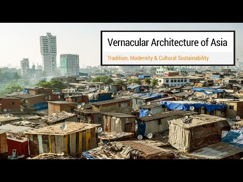 Vernacular Architecture of Asia Trailer 20160621