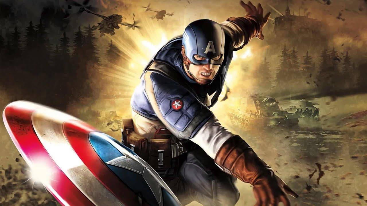 Captain america screensaver - Captain america screensaver download ...