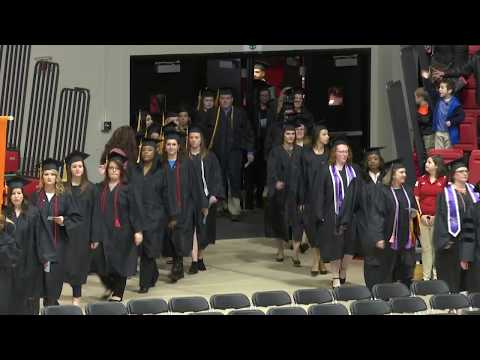 SIUE 2018 Fall Commencement - December 14 - 2 pm