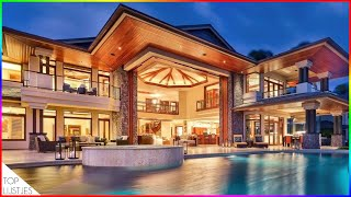 TOP 10 MOST EXPENSIVE HOUSES IN THE WORLD!