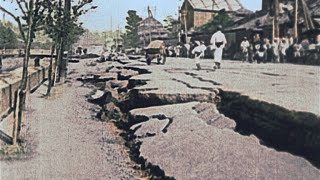 This Powerful 1923 Earthquake Brought Tokyo to Its Knees