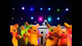 Pikachu Dance-Armin van Buuren-Ping Pong: DJ:植野有砂