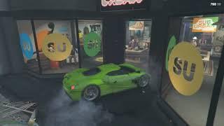 Drift Mode Rusuh Grand Thef Auto V (GTA 5) Gameplay Funny Part 2