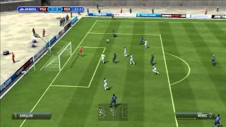 Gameplay 1: Fifa 13 / Playstation 3 / BR