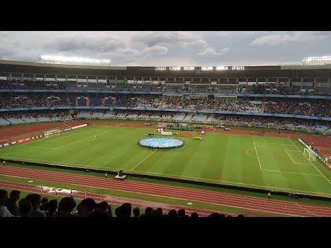 Yuva Bharati Kirangan (Salt Lake Stadium) after renovation for Fifa U-17 World Cup  (HD)