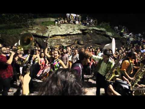 Rim Bam Bum - El Bodeguedo, Cafetal, La Piragua - Live Honk! Rio 2015