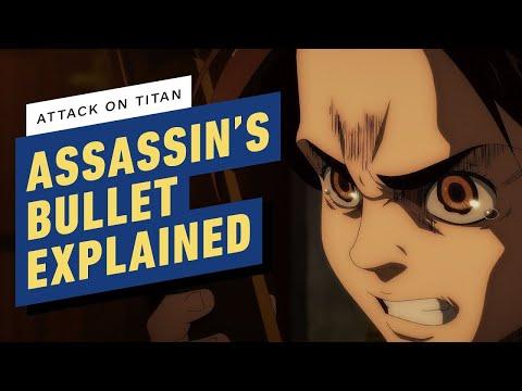Attack on Titan: Assassin's Bullet Explained