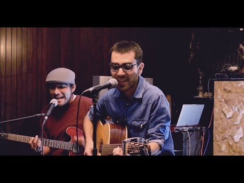 Ricardo Garcia - Amor de Dios (Sesión Acústica)
