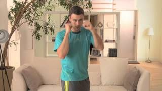 Adidas micoach for Kinect and Move Launch Trailer [HD]